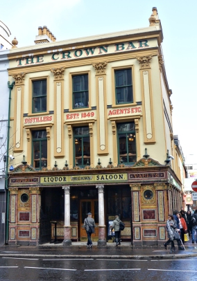 The Crown Bar exterior