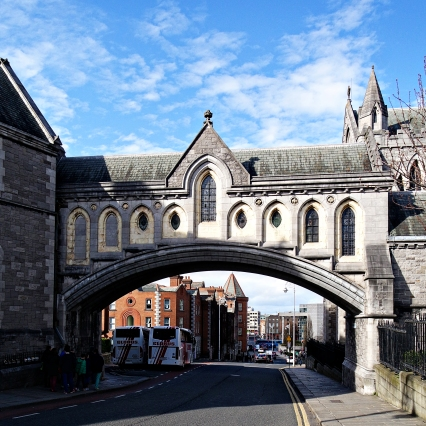 The Arch Over the Street
