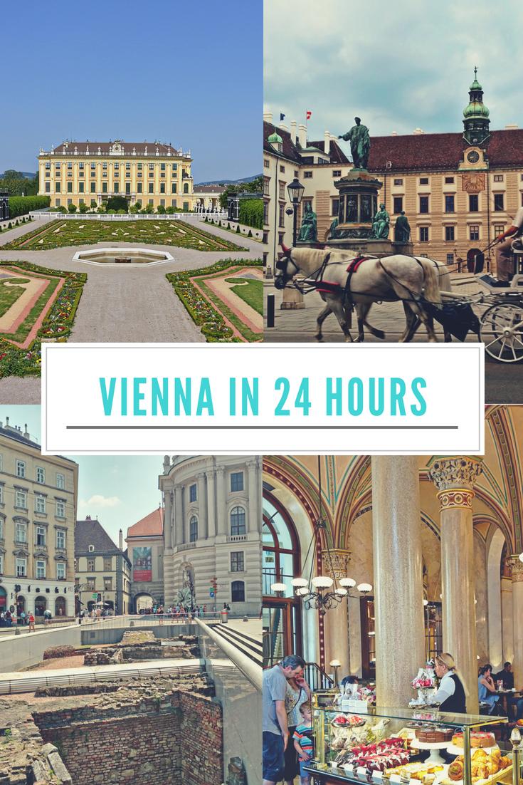 Vienna in 24 Hours