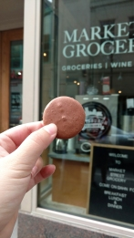Macaroon for Market St. Grocery.