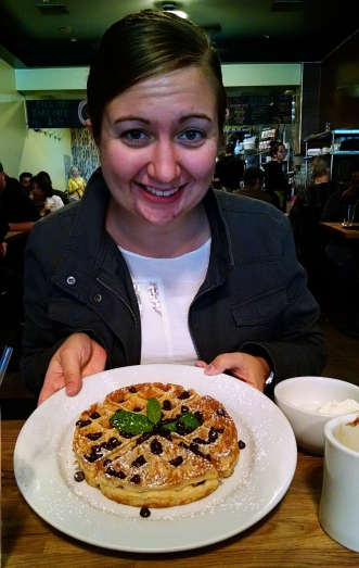Green Eggs Cafe.
