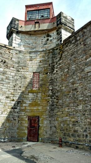 Watch tower.