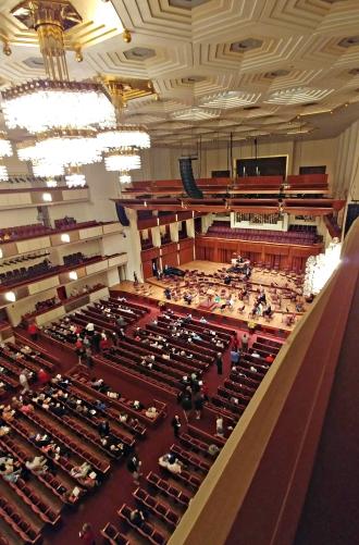 National Symphony Orchestra.